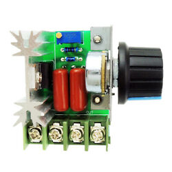 OverLoad Protect Motor Speed Controller Module 79 5000 PWM DC Speed Controller $7.58