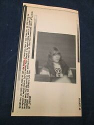 Kim Mirabito charged with alleged stabbing death of brother Wire Press Photo  $17.00