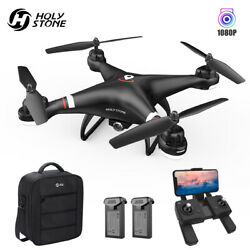 Holy Stone HS110G GPS Drone with 1080P HD Camera FPV RC Selfie Quadcopter Tapfly $79.99