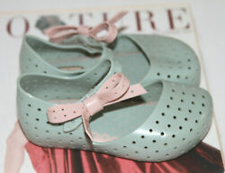 *Mini Melissa Mini Furadinha X Mary Jane Flats Sz 7 $30.00