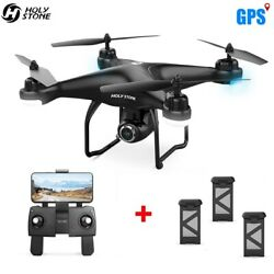 Holy Stone HS120D GPS Drone 1080P HD Camera RC Wifi Quadcopter Live Video Tapfly $129.99