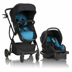 Baby Stroller with Infant Car Seat Evenflo Travel System Forward Rear Facing $285.00