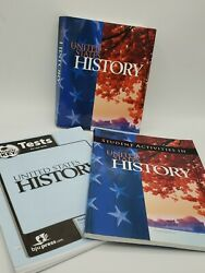 UNITED STATES HISTORY By Timothy Keese And Mark Sidwell soft cover. 3rd edition