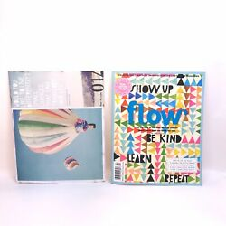 Flow Magazine That Takes Time Issue 22 2018 $25.00