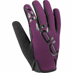 Ditch Cycling Gloves MTB Gloves Purple $22.99
