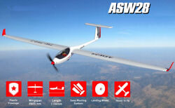 RC RTF 2.4G EPO 5CH ASW28 Brushless Glider Sailplane Wing Span 102 inch C $339.99