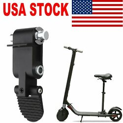 Metal Repair Parts For Ninebot ES2 ES4 Scooter Folding Switch Mechanism Assembly $13.38