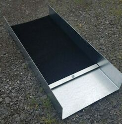 Gold Sluice Box For Prospecting Assembly C $40.00