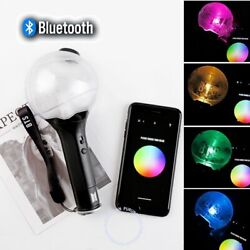 KPOP BTS Bluetooth Light Stick Ver.3 Bangtan ARMY Bomb Concert Lamp Lightstick $43.00