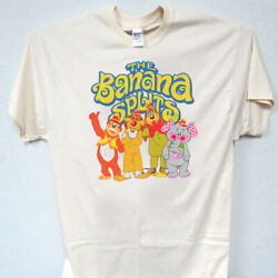 THE BANANA SPLITS Vintage Classic Ivory T Shirts SZ: S 5XL T 1674 L@@K $12.99
