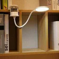 Miday Clip on LampBattery Powered Reading LampClip on Light for Bed Clip on Ba $15.99
