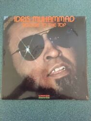 Idris Muhammad Boogie To The Top LP on Kudu 38 - Sealed