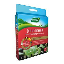 Westland John Innes 10 Litre Seed Sowing Compost with Vermiculite 10L Bag $8.52