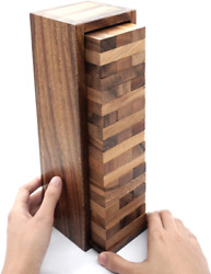 Board Games for Families and Kids with a Stacking Block Games of Tumbling Tower $34.99