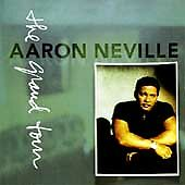 Aaron Neville - The Grand Tour CD 1993 A&M VG $4.79
