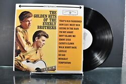 Everly Brothers The Golden Hits Of The Everly Brothers Warner Bros. LP $5.99
