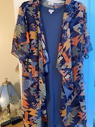LuLaRoe Carly and Maxi PLUS Shirley $45.00