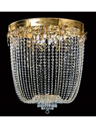 Ceiling Ceiling Lamp Classic Design Crystal Tp 126-PL12-01