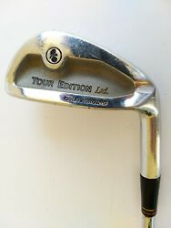 Spalding 7 Iron Tour Edition Ltd Forged Dynamic Gold S 300 Steel RH 37quot; $29.95