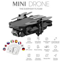 Multi-function  Drone GPS 2.4GHZ Return Home Led Lights RC Drone $22.91