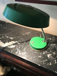 ATOMIC SPACE AGE UFO vintage desk table lamp 60s 70s $135.00