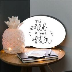 Light Up Letter Box ( Batteries Included) $12.00
