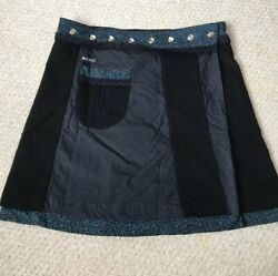 Women's Moshiki Skirt Wrap Around One Size Two Reversible. Two Skirts In One $34.97