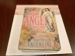 Guardian Angel Tarot Cards 78 Card Deck Angel Oracle Divination Gift Angel Cards $12.57