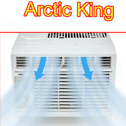 Window Air Conditioner AC Unit Energy Efficient Mechanical Control Small Bedroom $251.58