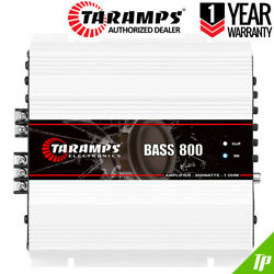 Taramps BASS 800 1 Ohm Amplifier 800 Watts + 3 Day Delivery $163.00