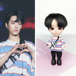 The Untamed 王一博 Wang Yibo Xiao Zhan 肖战 Star 12cm Doll Toy GiftTracking Number $23.80
