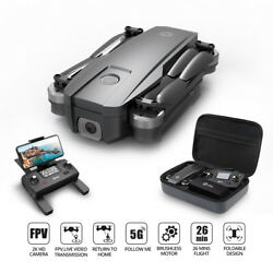 Holy Stone HS720 Foldable GPS Drone with 2K camera brushless 5G FPV quadcopter $249.99
