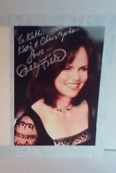 Sally Field hand signed & inscribed autograph