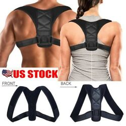 Body Wellness Invisible Posture Corrector Adjustable Fit For Men Women Kids $7.98
