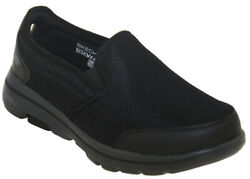 Skechers Mens Go Walk 5 Delco Walking Shoe Style 216013 BKCC $43.99