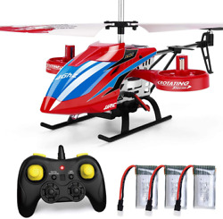 JJRC 4CH RC Helicopter with Remote Control JX02 Fly Sideway Helicopter Altitude $52.45