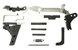 Lower Parts Kit Fits Glock 17 with Trigger Extend Slide lock Stock Release