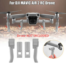 Foldable Drone Landing Gear Extension Leg Support Protector For DJI Mavic Air 2 $8.41