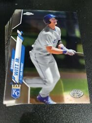 2020 Topps Pro Debut Chrome Base 1-200 You Pick Complete Your Set $2.99