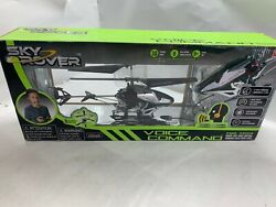 BRAND NEW  Sky Rover Voice Command Helicopter Vehicle Remote Control And Voice. $29.99