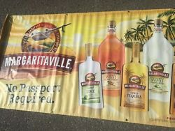 Margaritaville Banner Jimmy Buffett Man Cave Garage Bar Pub She Shed