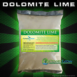 DOLOMITE Lime Garden Lime Adds Calcium and Magnesium to Soil 1 to 20 pounds $12.65