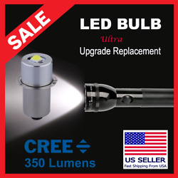 MAGLITE Ultra Bright LED Upgrade Bulb Drop In Replacement 2 3 4 5 6 Cell C D NEW $11.99