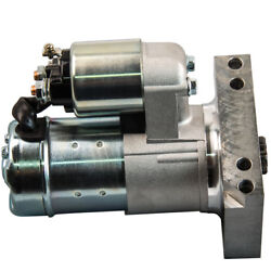 Super Mini High Torque Starter For GM SBC BBC Chevy 153 168 Tooth MT AT 19695 12 $63.69