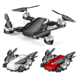 Drone X Pro 5G Selfi Wifi FPV GPS 1080P HD Camera Foldable 6-axis RC Quadcopter $34.99