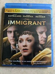 The Immigrant [Blu-ray]