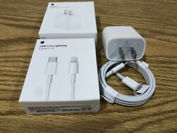 Original 18W Fast Charger USB-C to Lightning  Power Adapter  iPhone 8-11 Pro Max $19.49