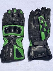 Leather Racing Gloves Motorcycle Racing Leather Gloves Bikers Leather Gloves $69.00