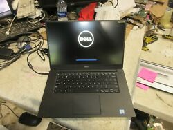 Dell PRECISION 5520 Laptop  I5-7440HQ 2.8GHZ 16GB 512GB HDD 1920x 1080 NO OS