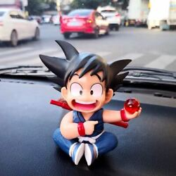 Dragon Ball Z The young Son Goku Pvc figure Toy Gift New In Box US Seller $18.99